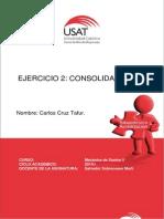 Cruz Tafur Carlos Ejercicio2