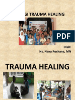Strategi Trauma Healing
