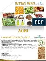 Commodities Info Agri