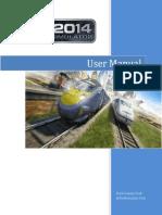 Train Simulator 2014 User Manual