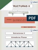 09 Armaduras - Metodo de Los Nudos - Estructuras II - UPAO