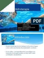Hidroterapia Final