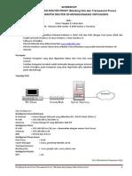 WORKSHOP Router Proxy Blocking Site Trans Proxy Dg Mikrotik