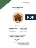 Proposal Kerja Praktek Pt. Djarum
