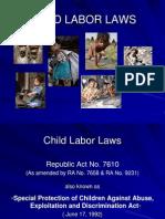 Child Labor Final
