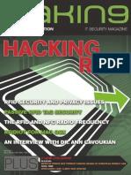 Hacking RFID Hakin9!08!2011 Teasers