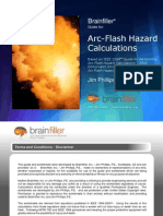 Arc Flash Calculation Guide Jim Phillips