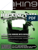 Hacking Data Hakin9!11!2011 Teasers