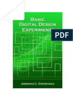 Basic Digital Design Experiments