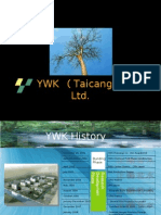 YWK International Chemical Manufacturing and Trading