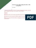 Module 10-3 Design a Rubric and Assess It