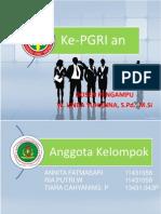 PPT PGRI