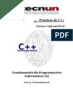 Practicas En C++