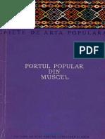 Portul Popular Din Muscel
