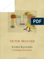 Victor Brauner, Livres Illustrees, Catalogue Raisonnees, B.a.R., 2009