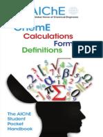 AIChE Student Handbook