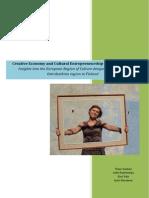 Creative Economy and Cultural Entrepreneurship in Rural Europe