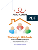 Alkuajatus the Insight Mill Guide 2013 1 English