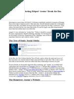 How Digital Marketing Helped Avatar