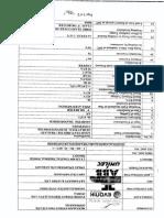Data Sheet for Lighting Transformer