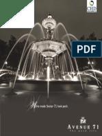 Chd Avenue71 Brochure
