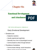 Emotional Development & Attachment(AMADO M. CADIONG MAED-PED) ESSU- BRORNGAN CITY