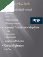 Analysis & Result Slidenn