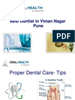 Dentist in Viman Nagar