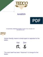 TEDCO Kaizen