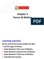 CH 3 Force and Motion (1)