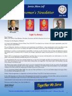 DG Newsletter July 2014 Issue D2452