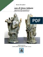 Breviglieri Renato, Libro La Mano Di Giove Sabazio, Carcare, 2011