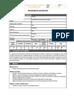 PDR110 Fundamentos de La Prevención de Riesgos