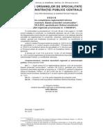 CR 0 - 2012 - Bazele Proiectarii Constructiilor - Anexele C Si D (Ordin 2411 - 2013)