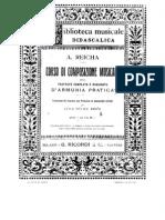 Anton Reicha - Corso Di Composizione Musicale