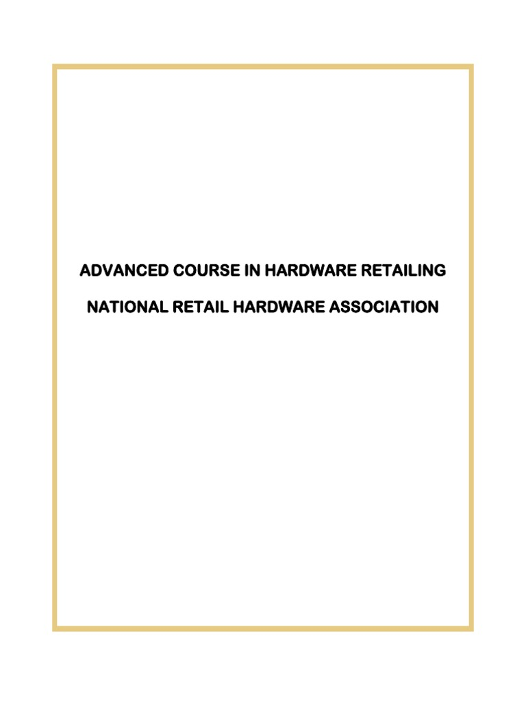 Advanced Course Hardware Retail Study Guide Ace Kendall Hunt 9v Voltage Regulator Circuit Besides Accordion Bass Diagram Of Piano Publishing Company Motor Oil Battery Electricity