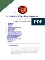 3 Phase Transformer 11