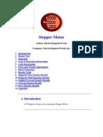 Stepper Motor 12