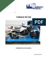 Yamaha Rd350 Escapes
