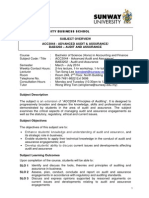 Subject Overview ACC3044 (March 2014)(2)