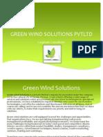 Green Wind Solutions Pvt Ltd