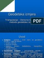 01 Geodetska izmjera