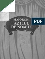 Maksim Gorki - Azilul-de-Noapte