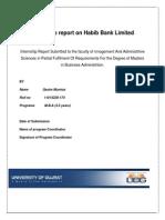 226909992 Habib Bank Limited Repor