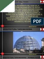 Arquitectura Hoy-los Ultimos Años 1