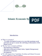 - Islamic Economic System
