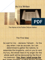 the name of the father deluxe edition