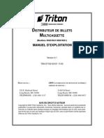 07103-00101A - Triton 9640_9641_9660_9661 Operation Manual French (4.1).pdf