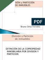 Division y Particion Registral 14-03-13