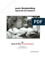 Embryonic Bodybuilding